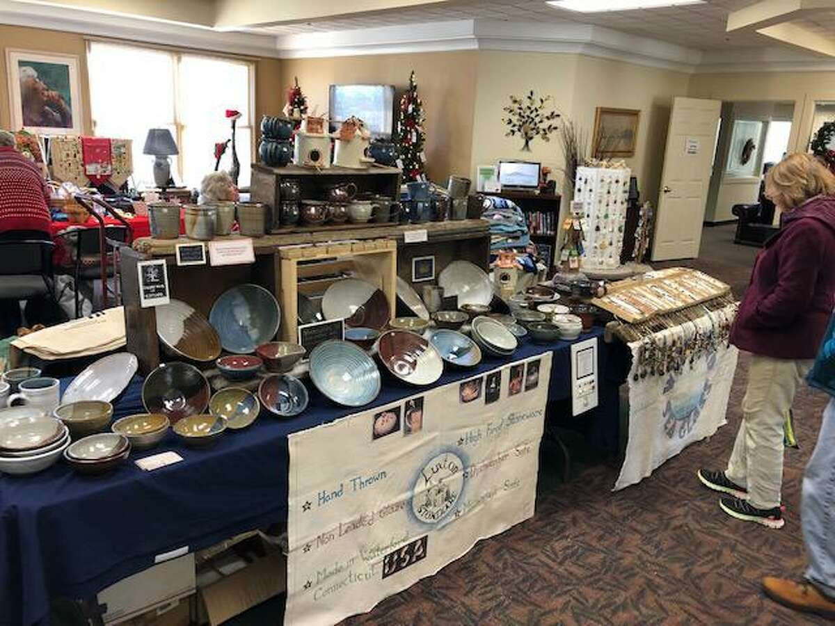 The Estuary Council's senior center, located at 220 Main St., is having its annual Holiday Craft Fair from 8 a.m.-1 p.m. on Nov. 23. Artisans and vendors displaying their handmade items, including artwork, quilts, pottery, photo cards, jewelry, baby items, ornaments and much more. Santa will make an appearance from 9-11 to visit with young and old. A light breakfast will be available as well.
