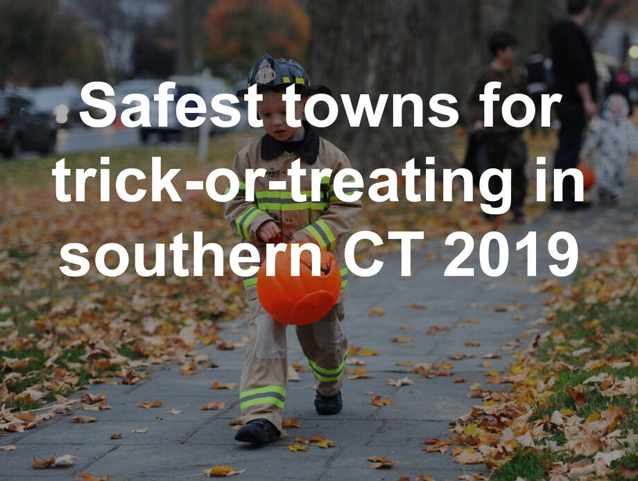 >> Click through to see which towns had the fewest violent crimes reported in 2018 and how many sex offenders are registered in that town.  Photo: Tyler Sizemore