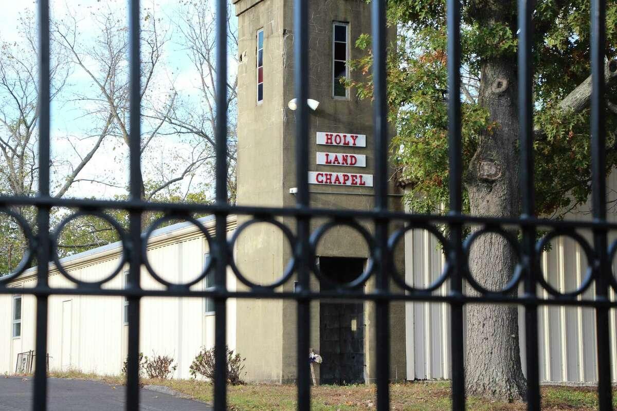 Holy Land U.S.A. in Waterbury.
