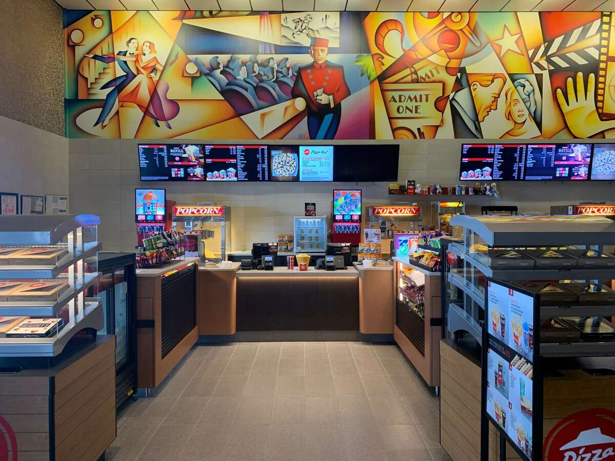 Cinemark San Antonio 16, previously known as a dollar movie theater, will re-open its doors to showcase its upgraded renovations this Thursday.