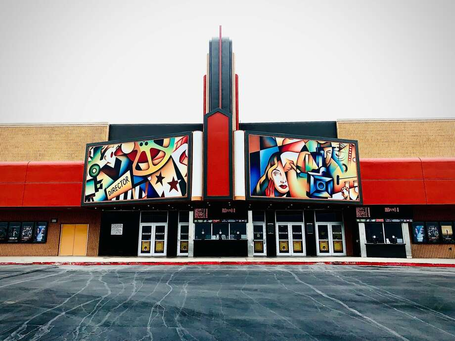 Cinemark San Antonio 16, previously known as a dollar movie theater, will re-open its doors to showcase its upgraded renovations this Thursday. Photo: Cinemark San Antonio 16