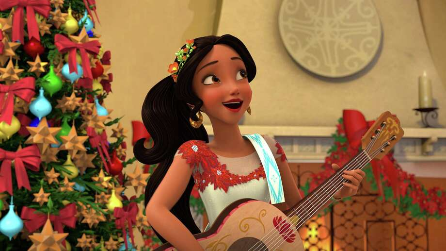 "The animated version of ""Elena of Avalor"" on Disney Junior. Photo: Disney Junior / Contributed Photo / 2018 Disney Enterprises, Inc."