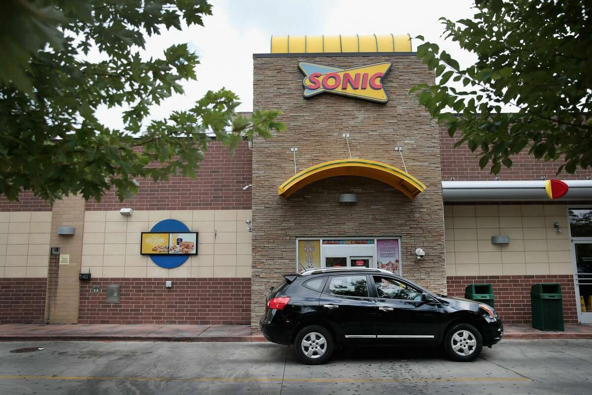 Sonic 50 cent corn dogs at participating Sonic locations on Oct. 31 while supplies last.