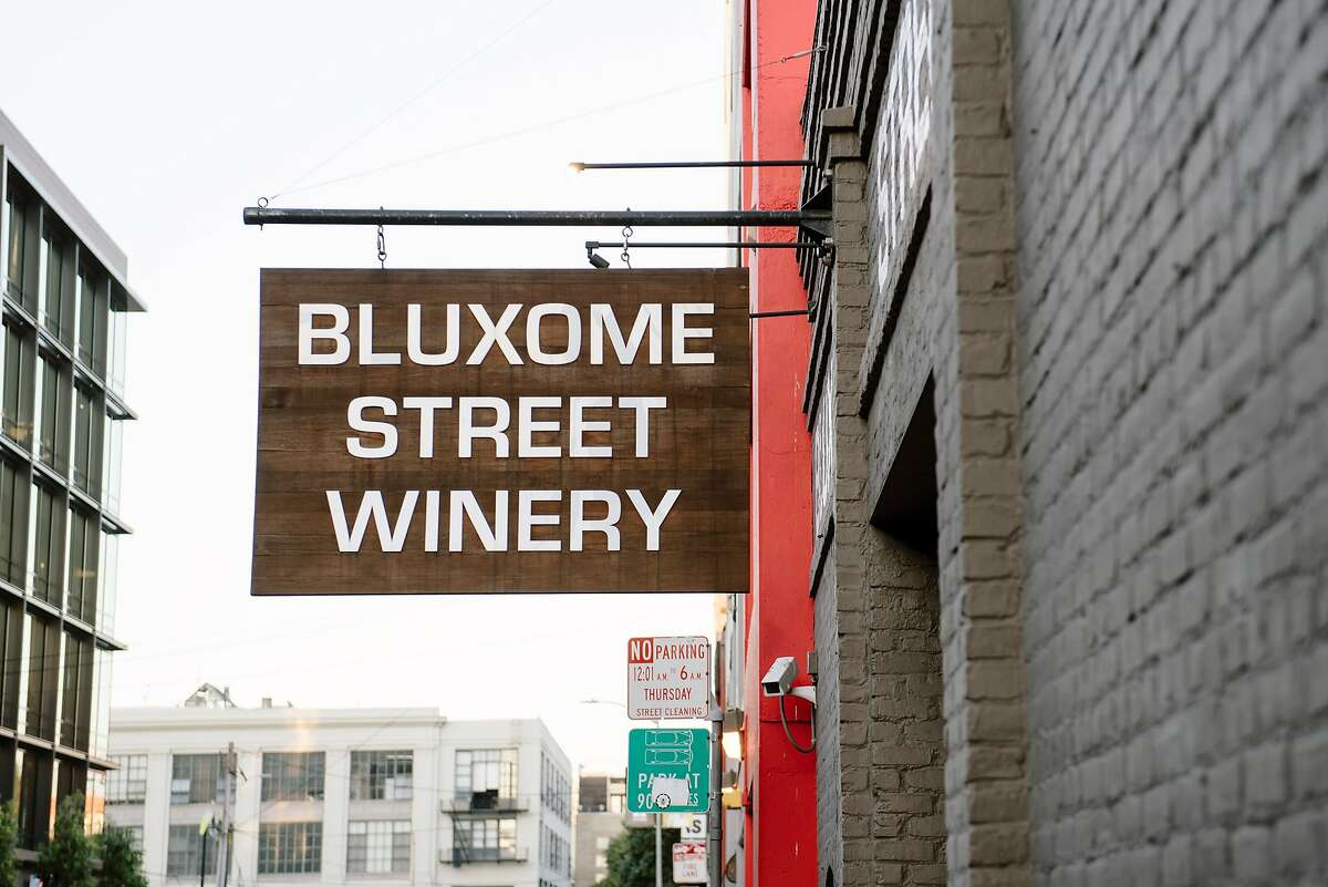 Bluxome Winery in San Francisco, California, on Friday, Oct. 25, 2019.