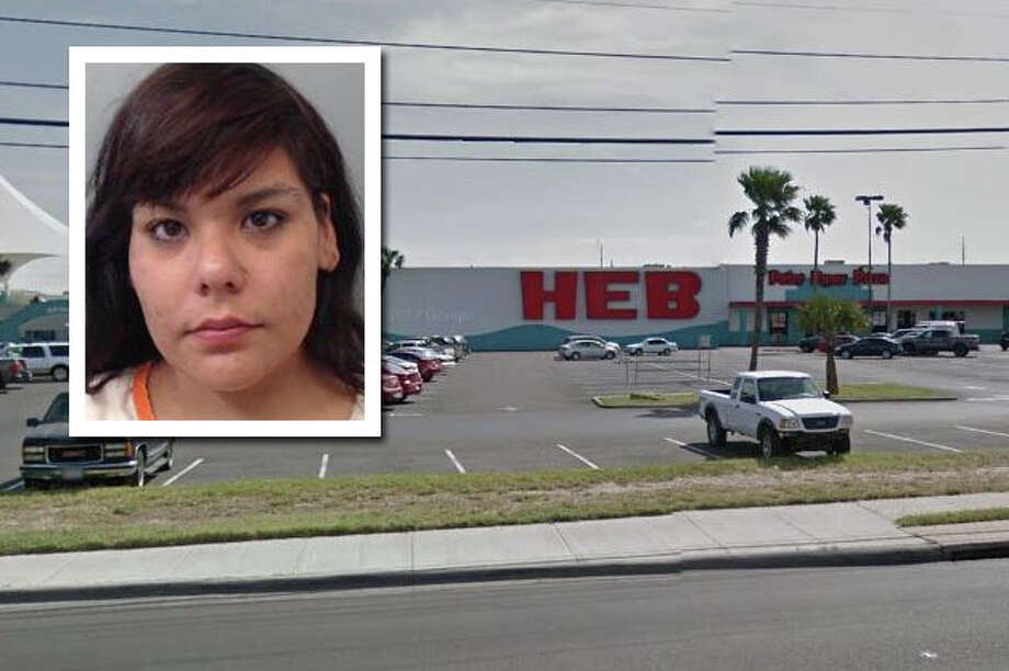 A woman landed behind bars for allegedly stealing about $150 worth of meat from various H-E-B locations. Photo: Courtesy