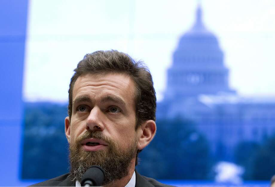 "Twitter CEO Jack Dorsey said allowing the ads carries ""significant risk"" of groups abusing the process. Photo: Jose Luis Magana / Associated Press 2018"