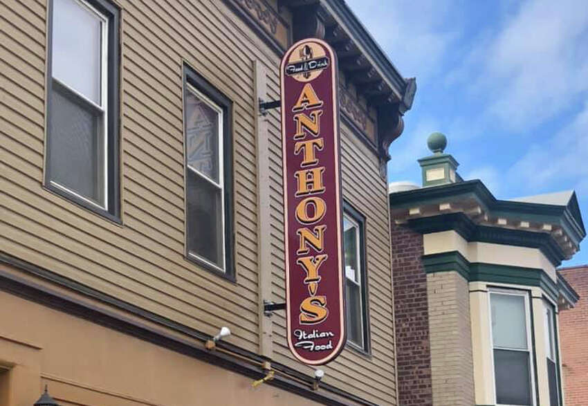 Anthony's Italian Restaurant located at 220 Remsen Street in Cohoes. This week's specials are Tuscan Haddock ($19) and a Turkey Club Torpedo ($12) according to their Facebook page. You can view their menu here. Place your order by calling 518-326-1731.