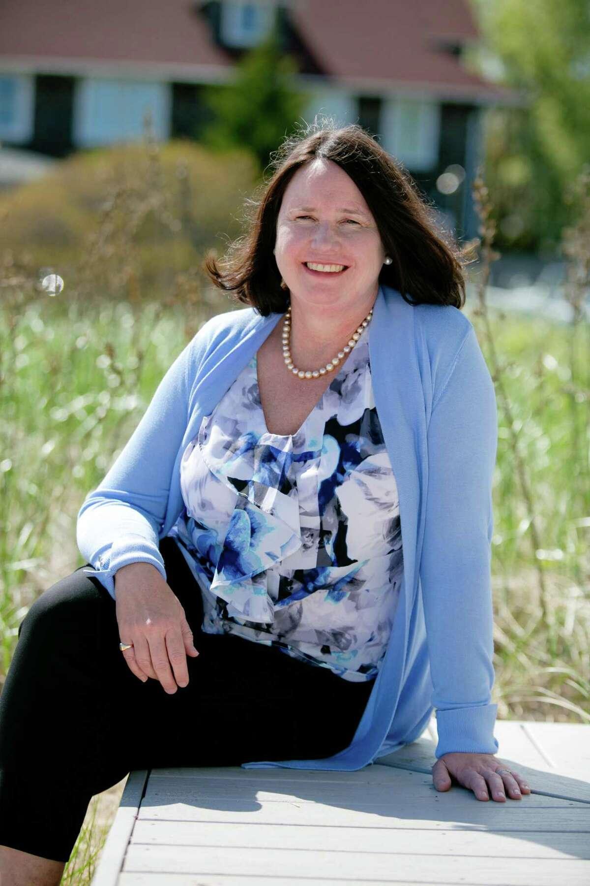 Madison First Selectman-elect Peggy Lyons