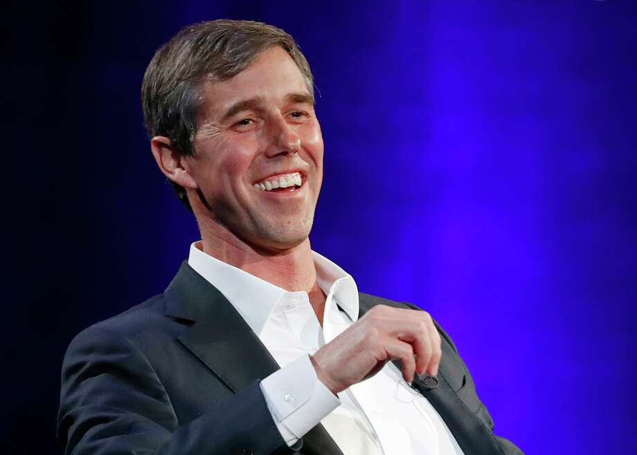 Democratic presidential candidate Beto O'Rourke Photo: Associated Press File Photo / Copyright 2019 The Associated Press. All rights reserved.