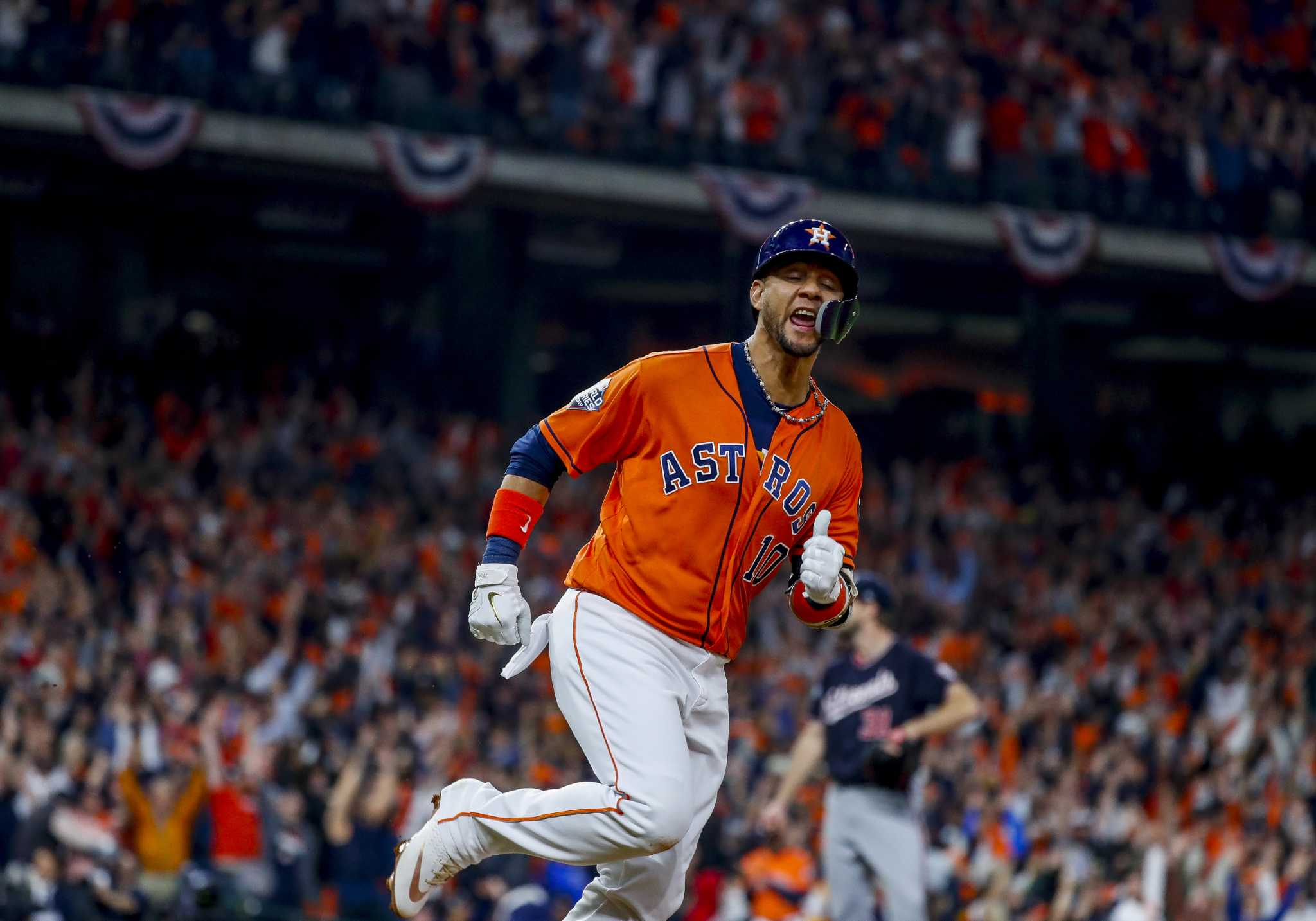 2019 Astros review: Yuli Gurriel