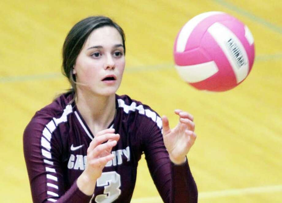After narrowly defeating Reese at home, the Cass City volleyball team will turn its attention to the Bad Axe Hatchets in the opening round of district play. Photo: Tribune File Photo