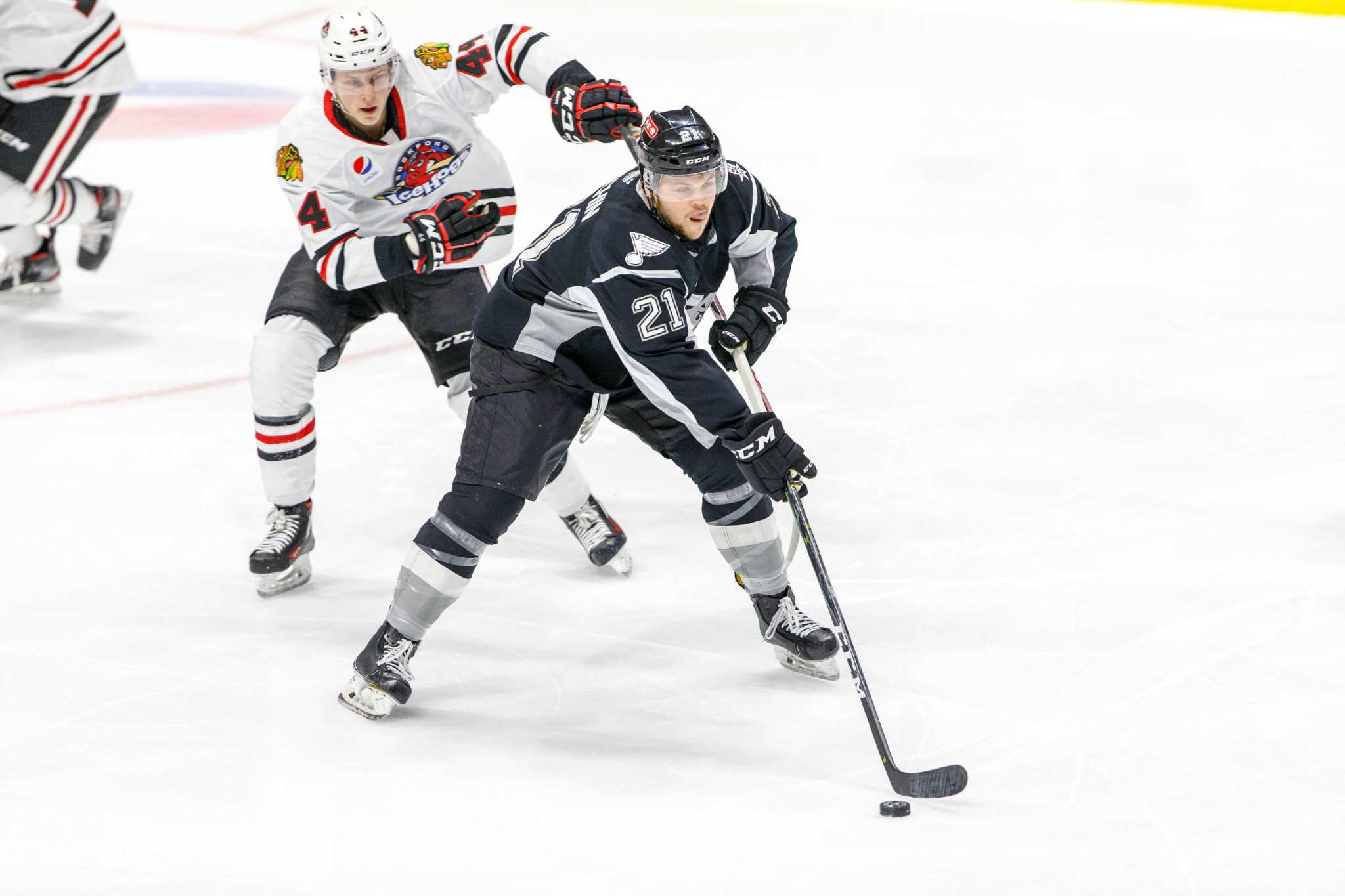 San Antonio Rampage yield flurry of goals in loss to Rockford