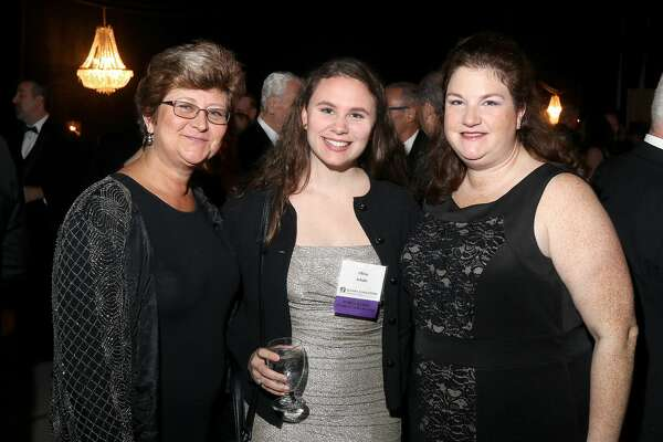 Were you Seen at the University at Albany Foundation's 40th Annual Citizen Laureate Awards dinner at the UAlbany SEFCU Arena on Thursday, October 30, 2019? Area leaders honored were Academic Laureate Marlene Belfort, Ph.D., and Community Laureates Harry and Anne Rosenfeld, and David Alan Miller.