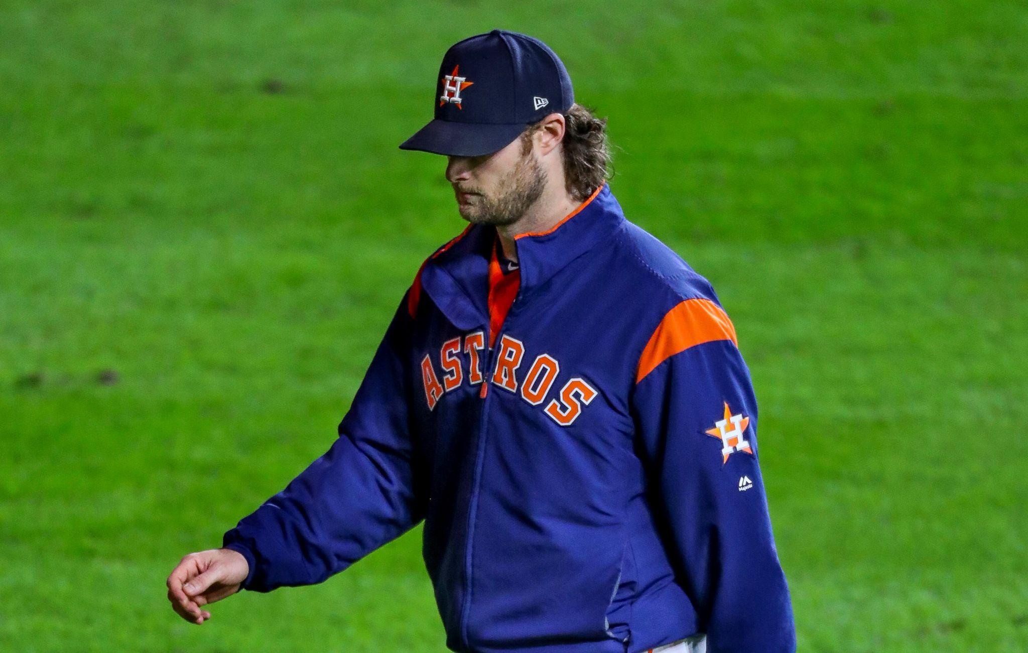 Astros insider: Scenes of heartbreak and Gerrit Cole speaking in past tense