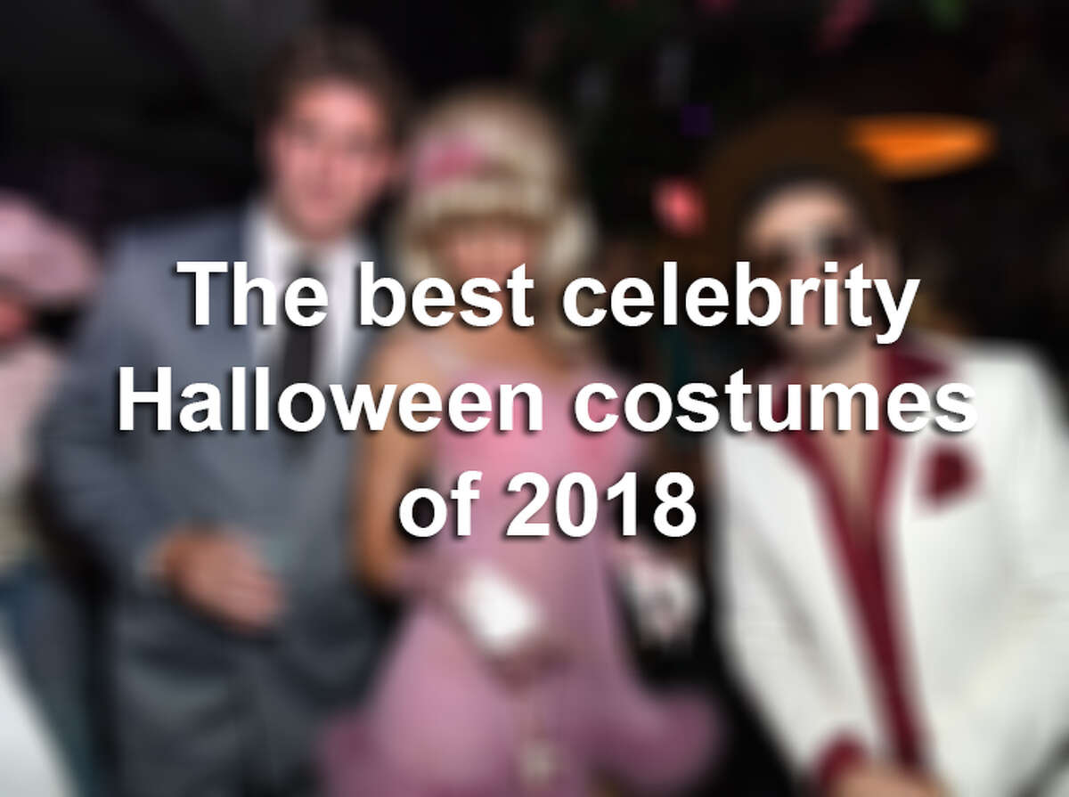 >>>Check out the best celebrity Halloween Costumes of 2018.