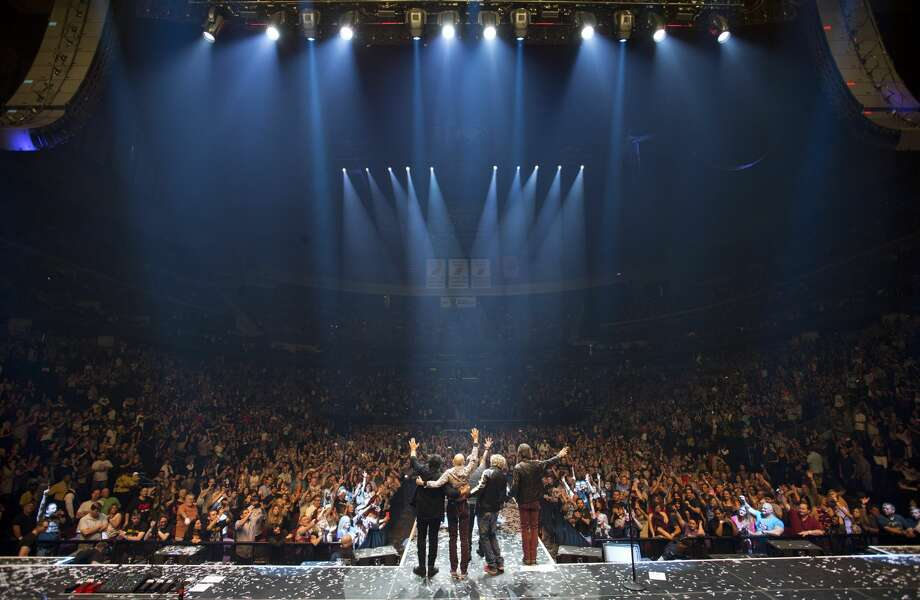 Journey announced the five-month North American tour with the Pretenders on Thursday. The tour has more than 60 dates with a stop in San Antonio on Sept. 2 at the AT&T Center, according to a Facebook event page. Photo: Getty Images  / 2018 Brian Ach