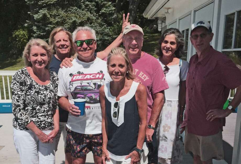 Darien High School's class of 1969 recently celebrated its 50th reunion. Hundreds of people from Darien High School's class of 1969 had a great time celebrating at its 50th reunion recently. Photo: Contributed Photo / / Connecticut Post