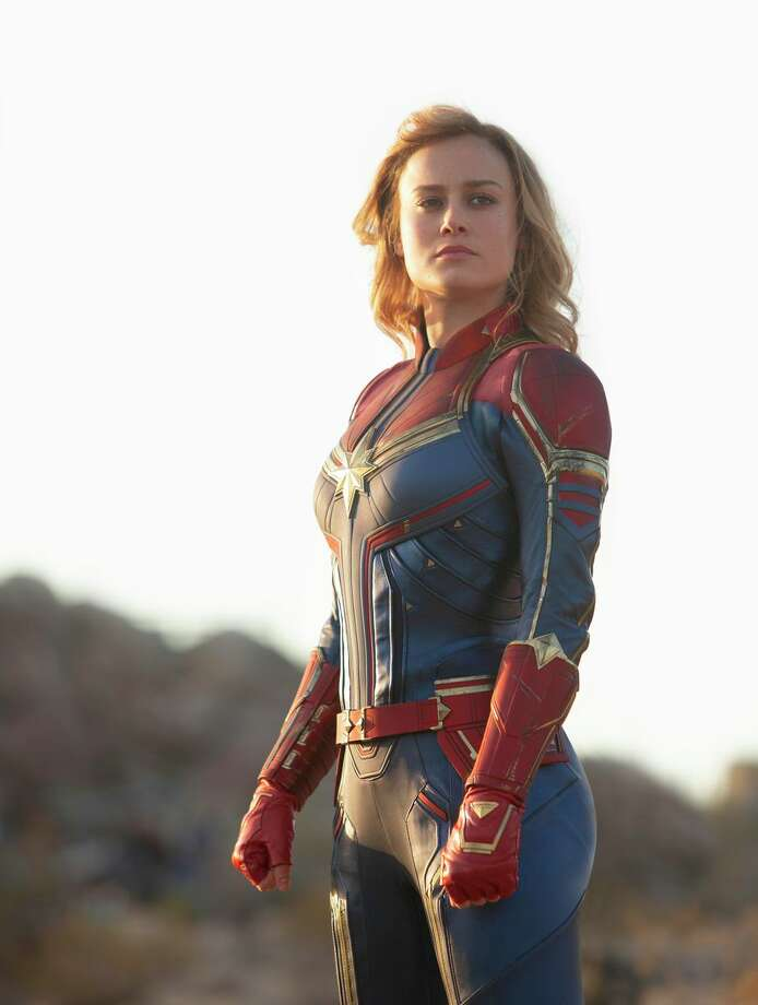 Captain Marvel will be available to stream on Disney Plus at launch. Photo: Marvel