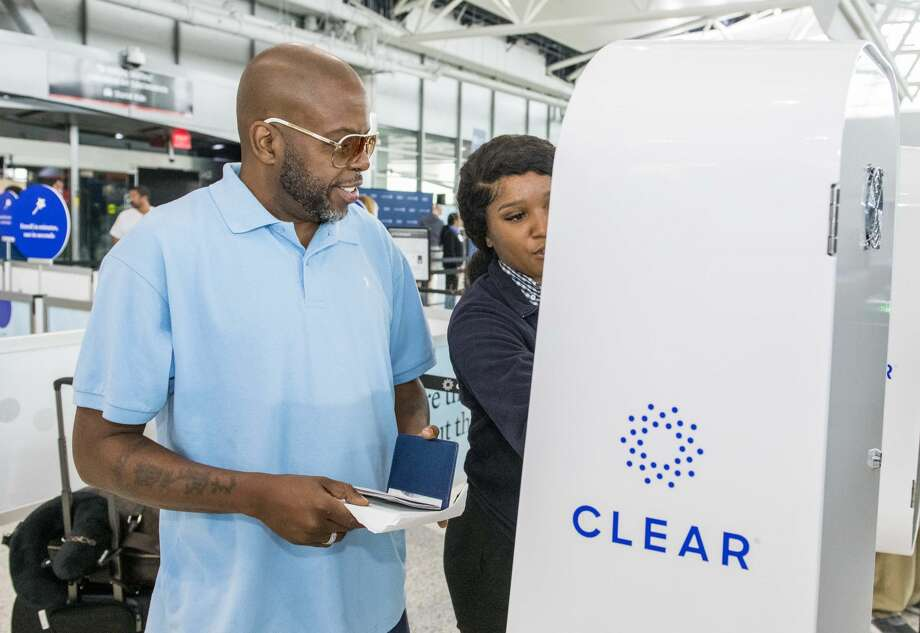 Clear, a program that expedites airport security, is expanding at Bush Intercontinental Airport. Photo: Austin Miller (Apollo Productions)