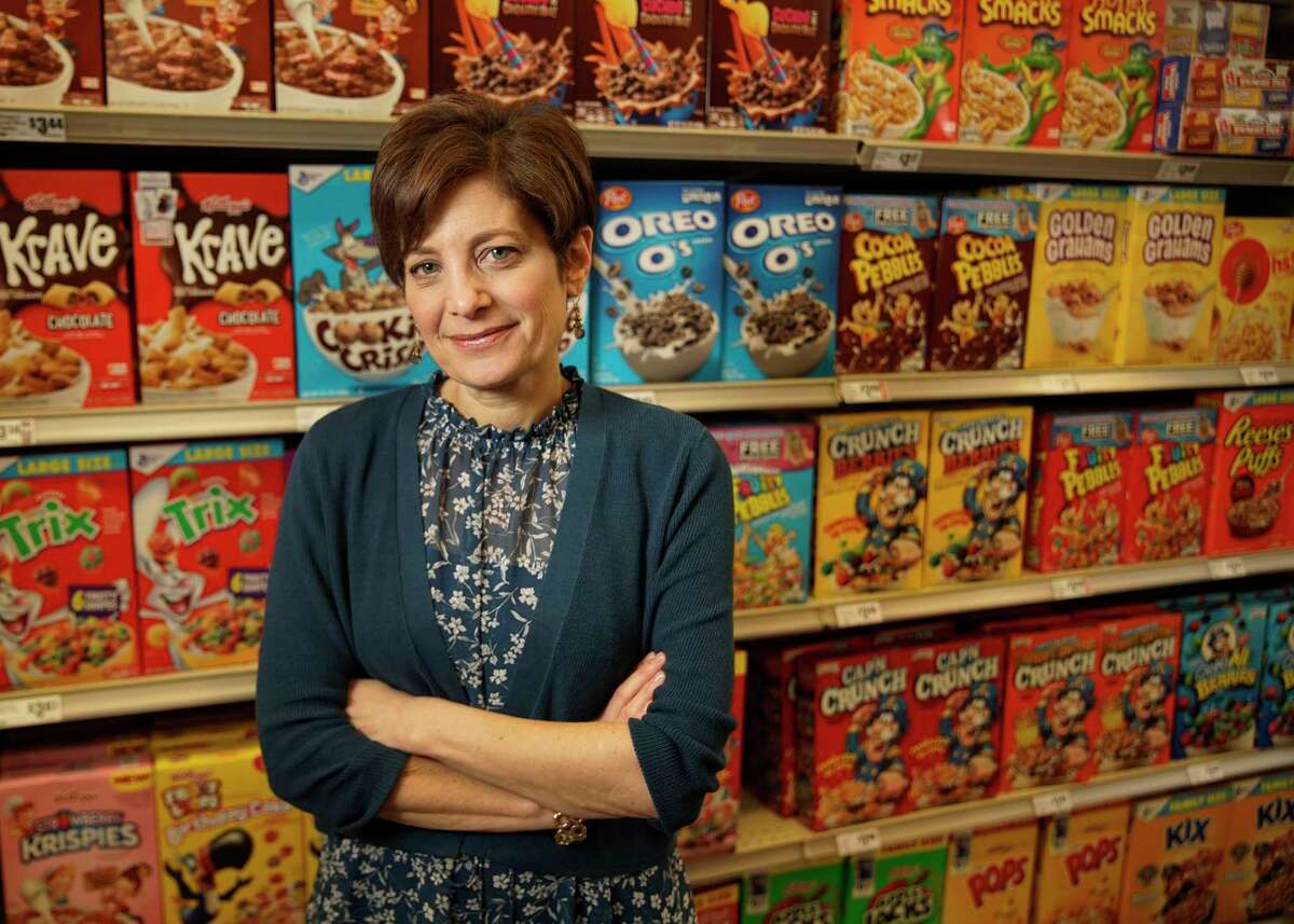 """Bettina Elias Siegel, Houston lawyer and author of """"Kid Food,"""" will talk about the book at Brazos Books."""