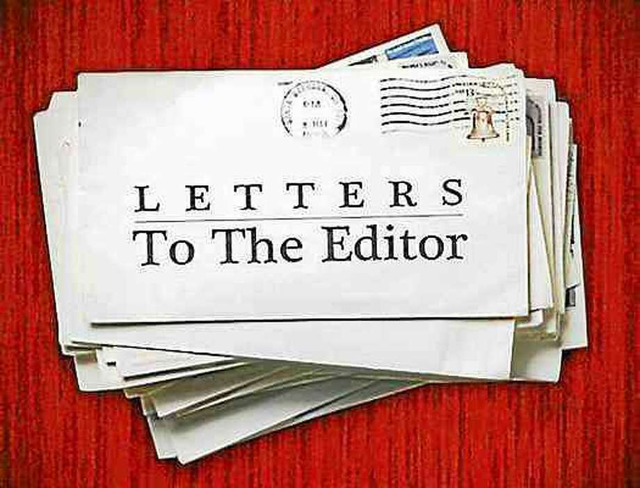Letter to Editor Photo: Hearst Media Connecticut