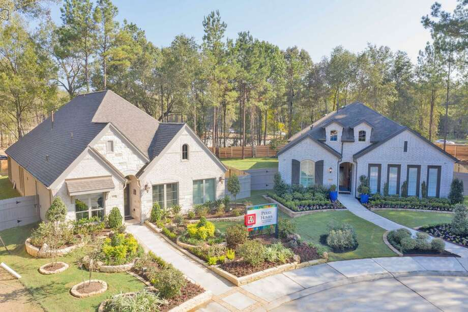 Model homes by Coventry, David Weekley, Highland, J. Patrick Homes, Lennar, Perry, Ravenna and Westin are now open and ready to tour.