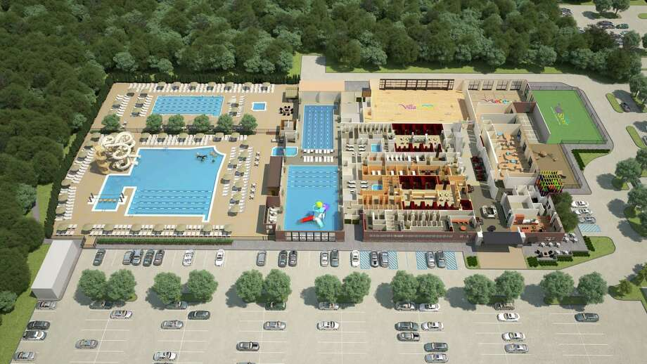 VillaSport Athletic Club and Spa is scheduled to open its doors in the Cinco Ranch area in early 2020. Photo: Courtesy Of VillaSport