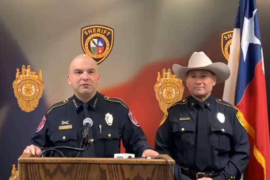 The Bexar County Sheriff's Office has selected Deputy Jaime Rios to be the new jail chief at the county's detention center. Photo: Facebook: BCSO