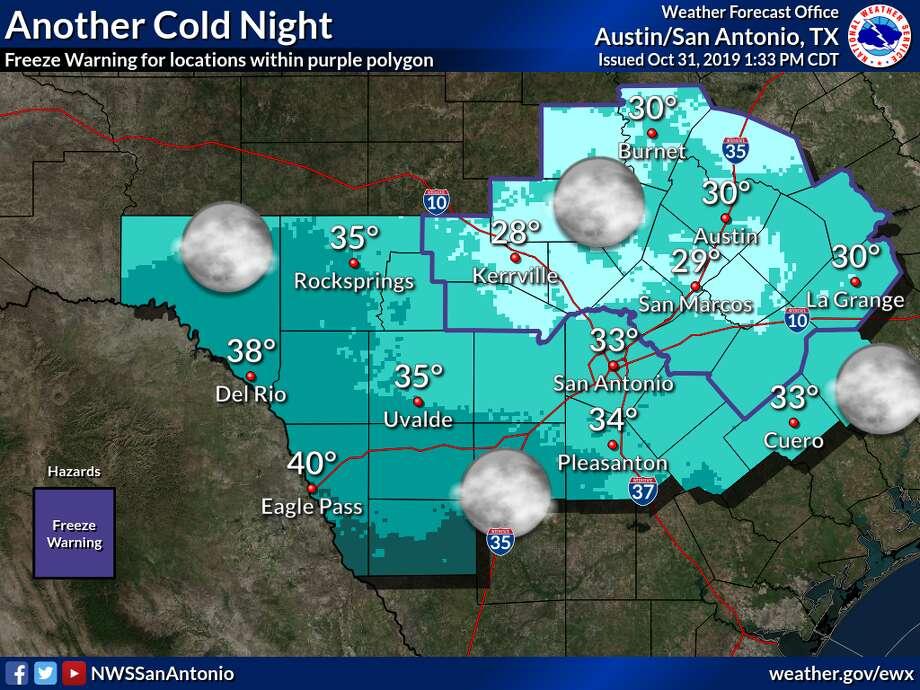 Photo: Courtesy National Weather Service