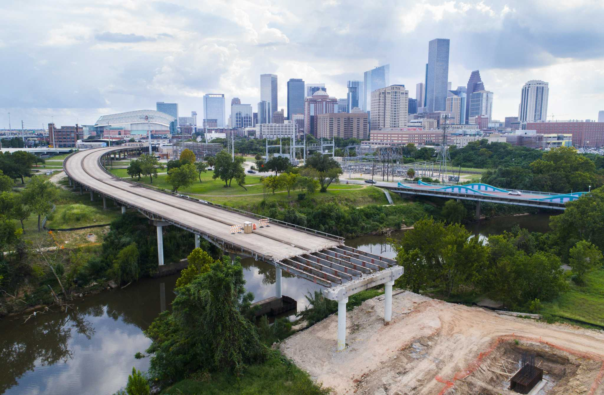 Key I-10, I-69 freeway ramps closing until February in downtown Houston