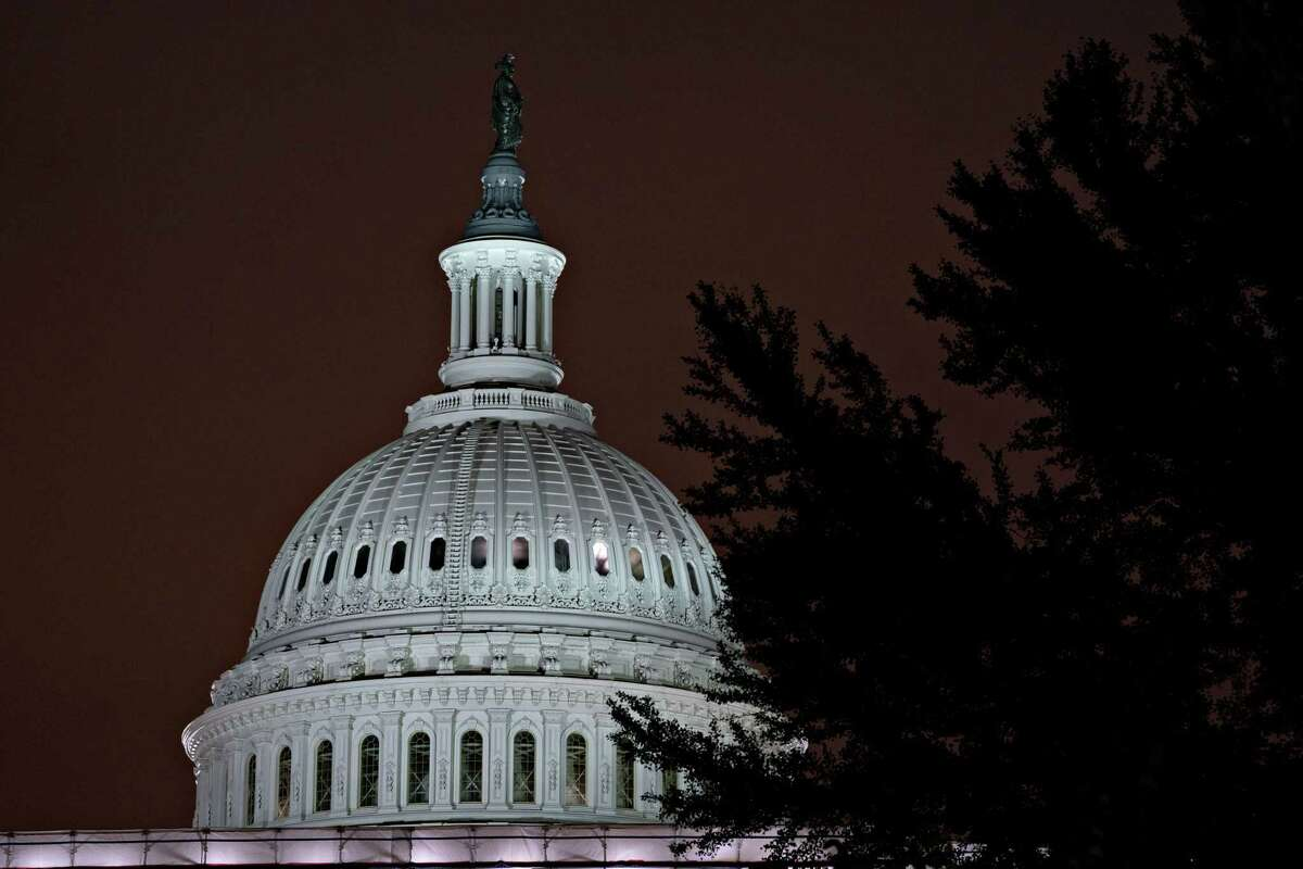 FILE. Writer discusses growing rift in Democratic Party. Photographer: Andrew Harrer/Bloomberg