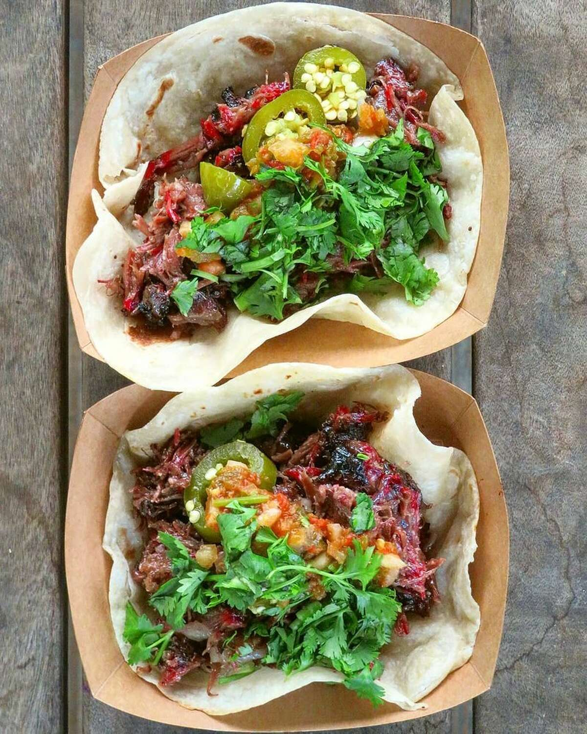 Eddie O's Texas Barbecue has been on the Houston food scene for only two years but already has established a loyal following for craft barbecue and smoked meat tacos. He currently serves most Saturdays at D& Drive Inn.