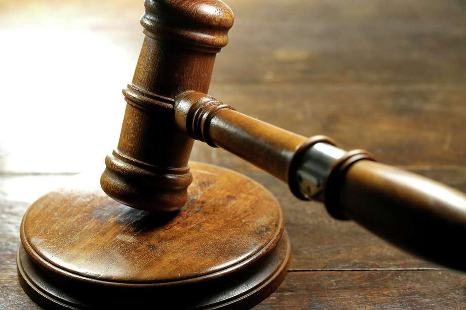 A file photo of a judge's gavel. Photo: Contributed Photo / Bjoern Wylezich, TNS / Dreamstime
