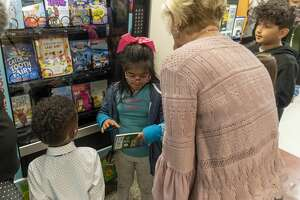 Education Foundation of Odessa had a ribbon cutting for the Bookworm Vending Machine on Tuesday, Oct. 29, 2019 at Ross Elementary School.