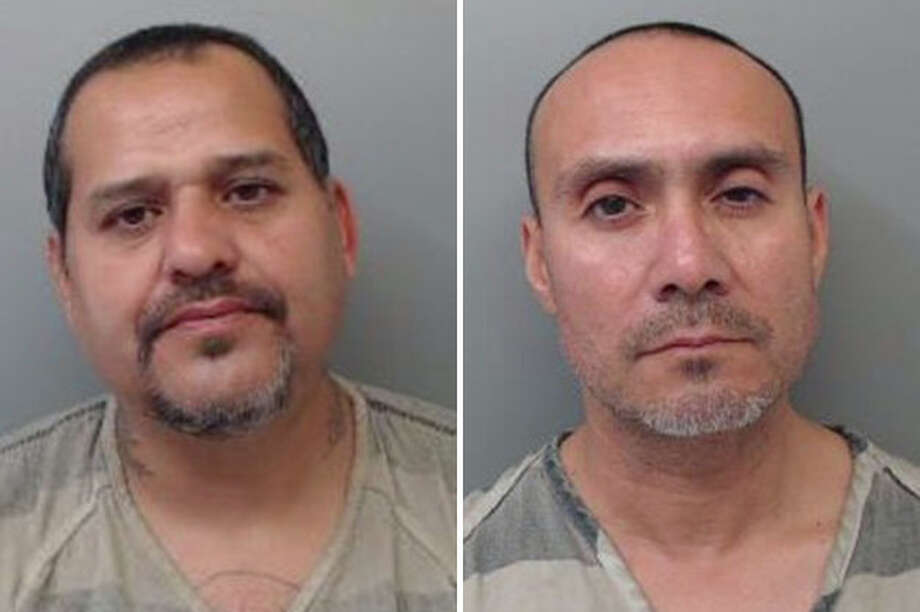 Two men featured in Laredo Crime Stoppers' most wanted list have been arrested, authorities said. Photo: Courtesy