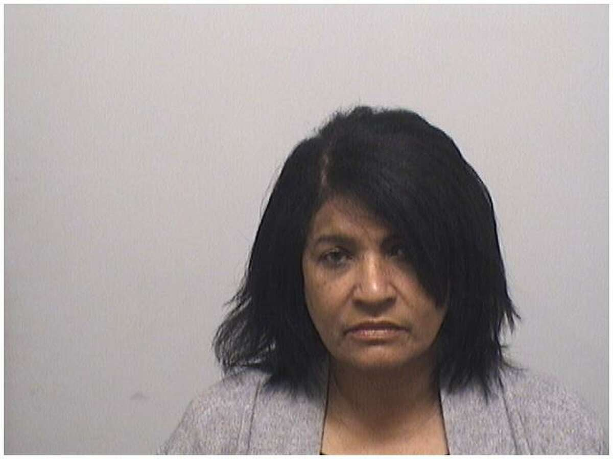 Juana Medina-Deayala of Stamford, was arrested for witness tampering relating to the investigation of money being stolen from four Hispanic residents who were trying to get to the top of the Section 8 list to get housing in Stamford.