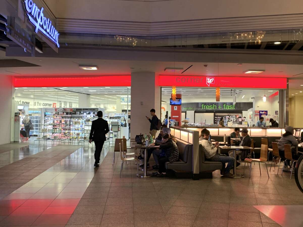 The Corner W by Walgreens at Westfield San Francisco Centre will be closing its doors Nov. 13, 2019.