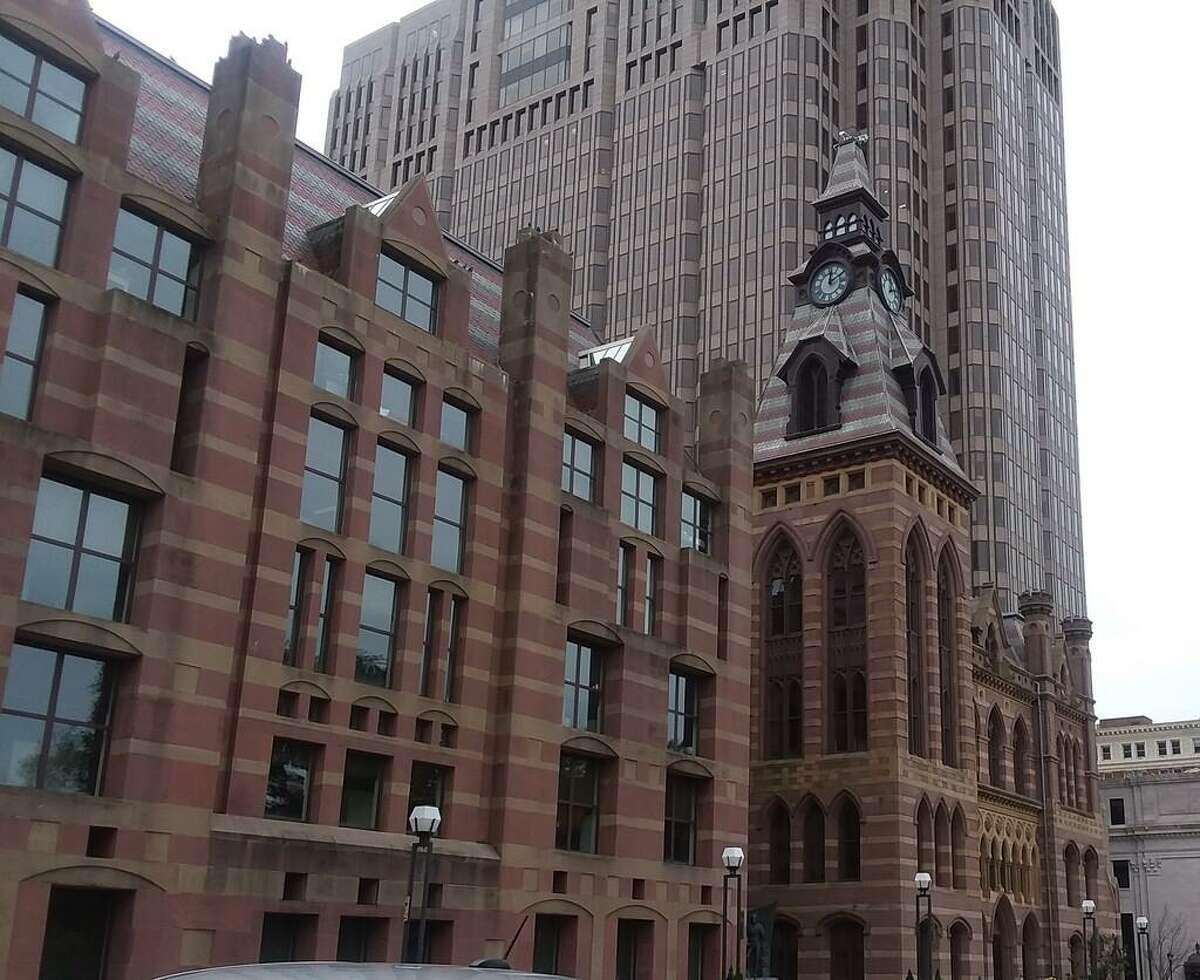 New Haven City Hall 2019