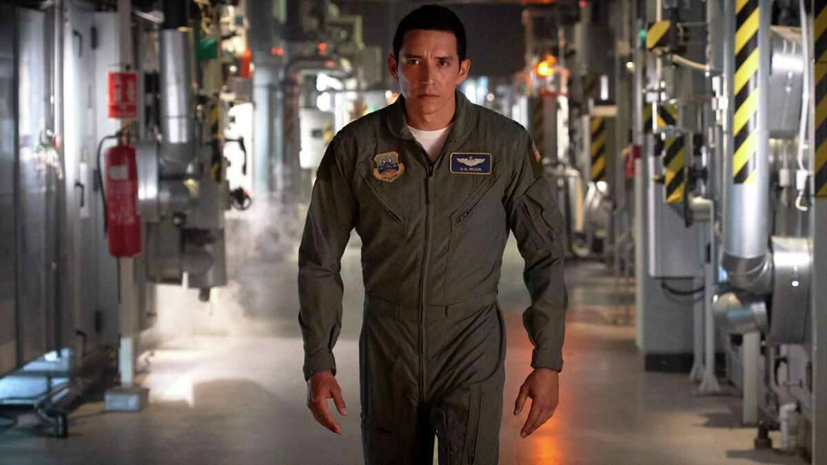 This image released by Paramount Pictures shows Gabriel Luna in