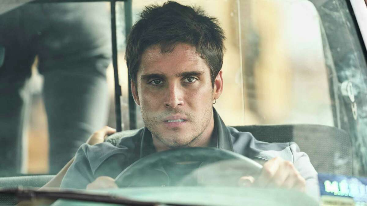 This image released by Paramount Pictures shows Diego Boneta in