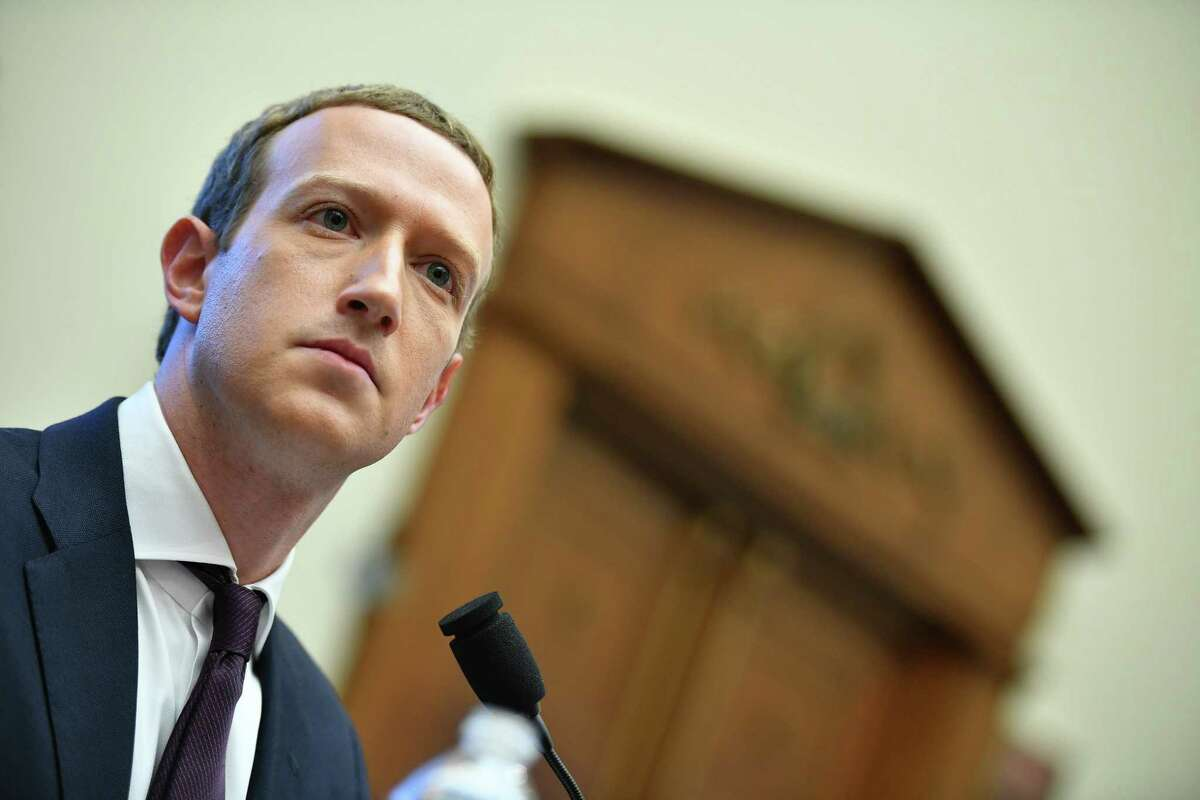Facebook CEO Mark Zuckerberg said the company is doing a