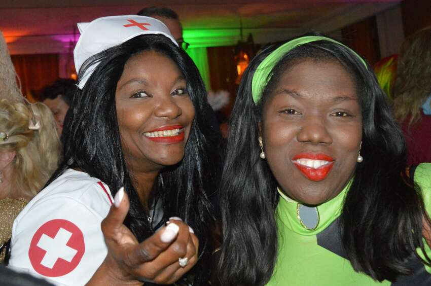 L'Escale at the Delamar Hotel in Greenwich held its annual Halloween soiree on October 31, 2019. Guests enjoyed hors d'oeuvres, DJ, dancing and a costume contest. Were you SEEN?
