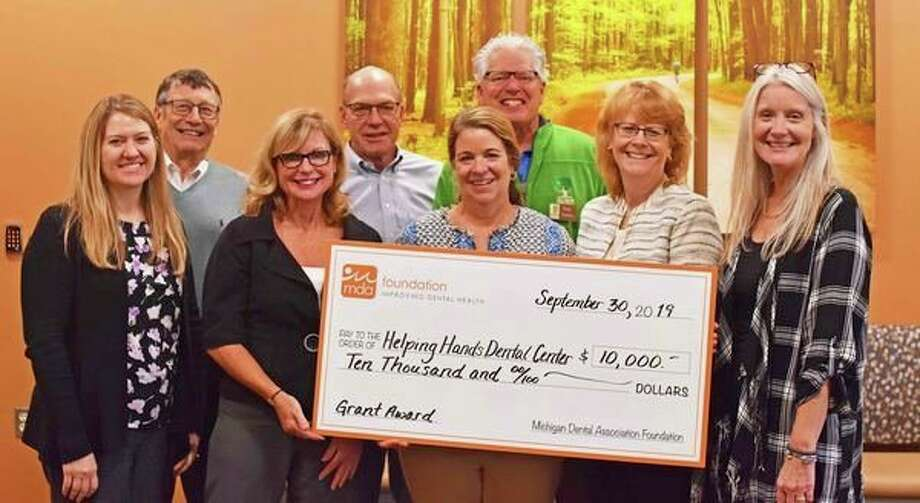 The Michigan Dental Association Foundation recently committed $21,000 over the next three years to support the mission of Helping Hands Dental Center. (Photo provided)