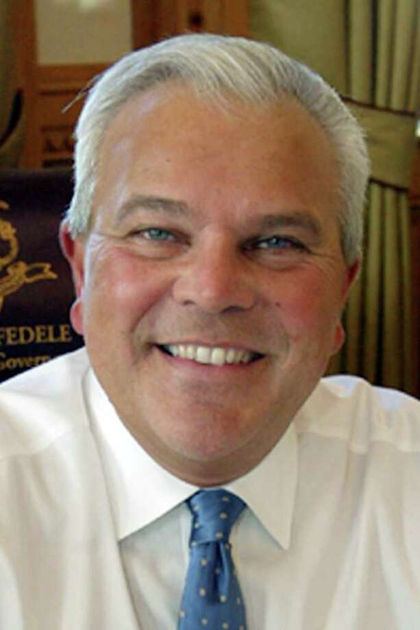 Lt Governor Michael Fedele, in January 2008. Photo: File Photo / Connecticut Post File Photo