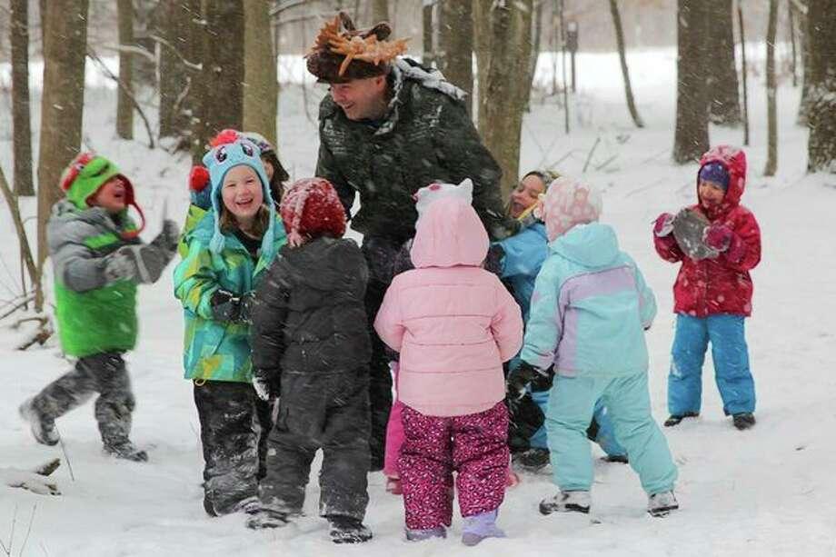 Chippewa Nature Center Nature Preschool. (Photo provided)