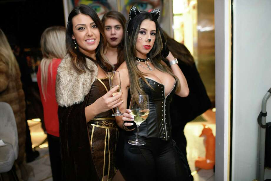 Halloween Party at Bisou near the Galleria in Houston, TX on Thursday, October 31, 2019 Photo: Jamaal Ellis, Contributor / © 2019 Houston Chronicle