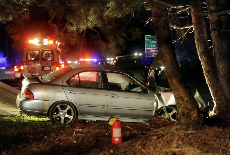 The end of Daylight Saving Time on Sunday may give you an extra hour of sleeep, but it also increases your chances of getting into a motor-vehicle accident, according to AAA Northeast. Photo: Christian Abraham / Christian Abraham / Connecticut Post