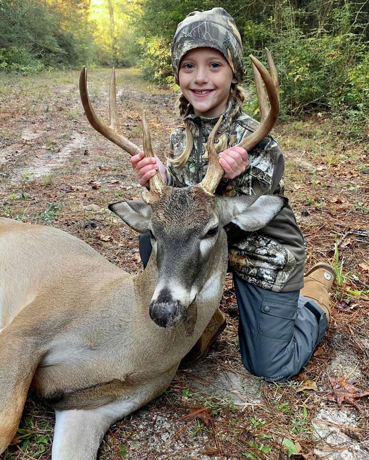 PHOTOS: Houston kids' prized killsYouth hunting season is officially under way in Texas after the Texas Parks and Wildlife Department's Youth Only open seasons for duck, turkey and white-tailed deer kicked off last weekend. >>>See the latest photos of Houston-area kids showing off their prized kills... Courtesy Clint Lyndsay Richardson/Facebook