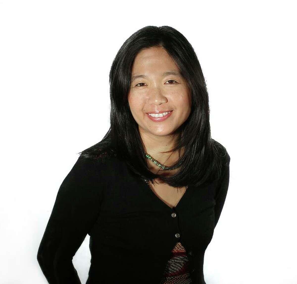 Datebook columnist Vanessa Hua in San Francisco, California on tuesday, may 3, 2016.