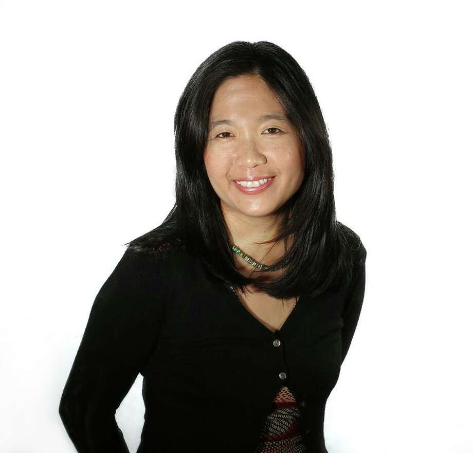 Datebook columnist Vanessa Hua in San Francisco, California on tuesday, may 3, 2016. Photo: The Chronicle / ONLINE_YES